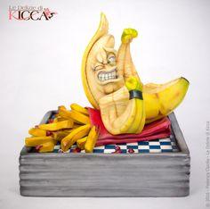Fruit Fighter by Le delizie di Kicca