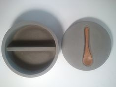 Handmade Concrete Coolness from Kreteware