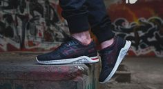 The ASICS Gel Lyte III EVO Black Speckle launches in 10 minutes in the EU.  http://ift.tt/1TQurUc