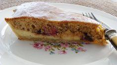 Tarta de Cerezas y avellanas. Una idea genial para el día de la madre.