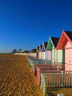 Been: Mersea Island, United Kingdom.