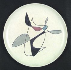 California Contempora Dinnerware by Metlox - Poppytrail. This pattern was discontinued in 1955.