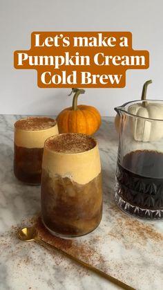 Coffee Drink Recipes, Drinks Alcohol Recipes, Yummy Drinks, Yummy Food, Tasty, Creative Snacks, Smoothie Drinks, Smoothies, Snack Recipes