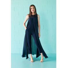 Marca de moda das mulheres macacão sem mangas casuais rompers mulheres jumpsuit macacões elegantes
