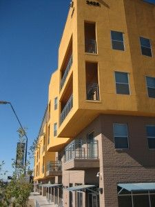 My (Erin L.G 's) first Low Income project:  Apache Trails Housing for deaf seniors in Tempe, AZ