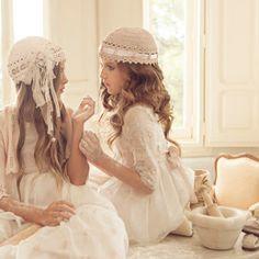 Vestidos de comunión de Hortensia Maeso
