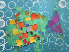 The Lake Forest Louvre- Kinder:weaving