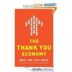 The Thank You Economy by Gary Vaynerchuk. Great book on the new era of marketing. (even better though to listen to this as an audio book. Gary is very funny and will go off-script) This was my 2nd time reading (listening to) this book.