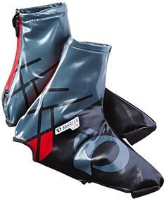 Pearl Izumi - Ride Pro Barrier Lite Shoe Cover, Black, X-Large *** Click image to review more details.