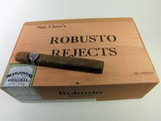 Nat Cicco Rejects Robusto Cigars