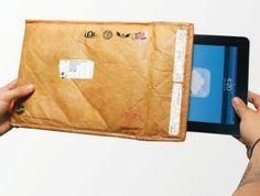 Undercover Tablet Sleeve - Neat Shtuff | Neat Shtuff