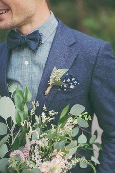 осенний костюм жениха