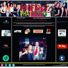The Phat Fotos website: foofahdogglin.com Come see for yourself if you've been out...