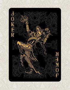 ARCANUM playing cards by Vovk Aleksand — Kickstarter