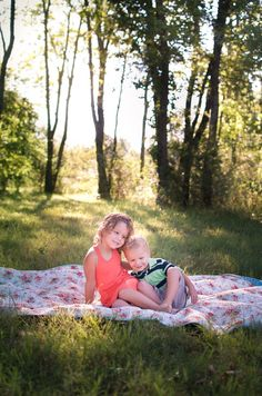 Brittney Owens Photography: Sibling session {Fort Smith AR Photographer}