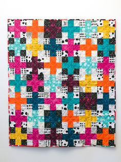 Charming Plus Quilt Tutorial | Sew Mama Sew | Outstanding sewing, quilting, and needlework tutorials since 2005.