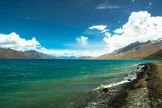 The Pangong-Tso lake