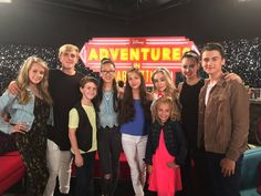 So...did you really enjoy watching the 100th DCOM Adventures in Babysitting last night??? Plus, the new Disney Channel series Bizaardvark premiered! Some of