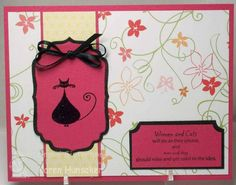 Cats by imastampin - Cards and Paper Crafts at Splitcoaststampers