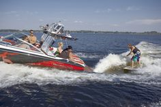 New 2012 Mastercraft Boats X2 Ski and Wakeboard Boat - Great for doing various activities.