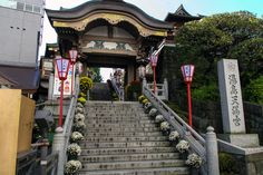 https://flic.kr/p/AgHsSV | 작지만 큰 신사 : Big and Little Shrine | 이런 저런 신사들을 봤지만 확실히 전통과 분위기가 있는 일본식 신사라는 매력을 알려준 곳은 역시 이곳 유지마 텐만 신사였습니다.