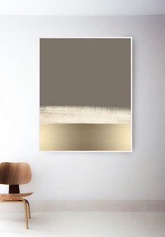 Abstract art prints - gold and brown art print abstract brown print gold art neutral prints gray brown painting abstract art prints modern gold wall art Gold Wall Art, Gold Art, Framed Art, Abstract Canvas, Painting Abstract, Painting Art, Abstract Landscape, Neutral Art, Brown Art