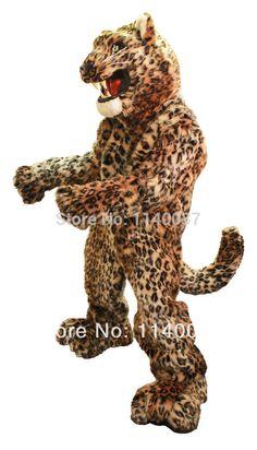 >> Click to Buy << mascot Jaguar Mascot Costume leopard cougar custom fancy costume anime cosplay mascotte theme fancydress carnival costume #Affiliate