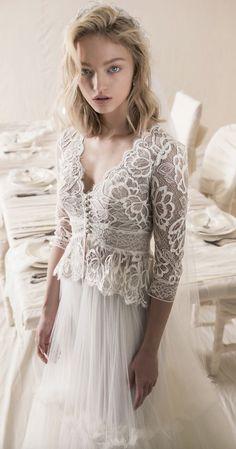 Featured: Lihi Hod Wedding Dresses