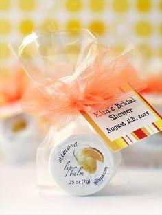 50 best bridal shower favors bridal shower lip balm favors by gcd spa
