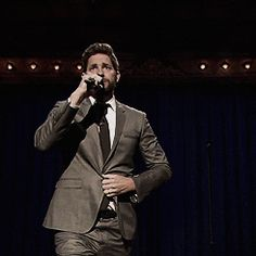 When he danced like this. | 34 Times John Krasinski Was The Most Perfect Man Alive