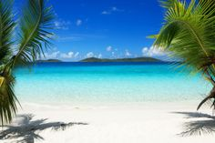 Virgin Islands - Tapetit / tapetti - Photowall