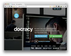Docracy - Free Contract Templates for Freelancers