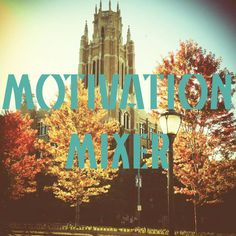 Sometimes finding the motivation to study can be a bit challenging. Hopefully, our mix is the perfect pick me up! http://open.spotify.com/user/marquetteu/playlist/557D92L6JbrKZEpoRsRbw5