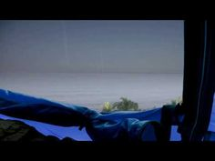 Rain Sound On A Tent (no thunder sounds) With Ocean Ambience For & ? Thunderstorm u0026 Rain On A Tent Sounds For Sleeping Thunder ...