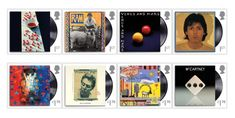 Royal Mail honour music legend Sir Paul McCartney with set of 12 special stamps