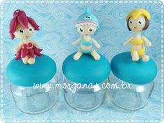 Potinhos Princesas do Mar