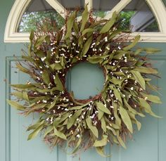 DIY Summer Wreaths | Summer Wreath - Wreath for Door