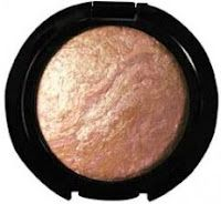 Featured on Pretty and PinKK Beauty Blog: Summer Bronze- Part 2, Face    Baked Marble Blush - Terra Cotta $12.99