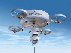 A for every purpose - Popular Mechanics Technology Hacks, Drone Technology, Business Technology, Cool Technology, Surveillance Drones, Micro Drone, Pilot, Small Drones