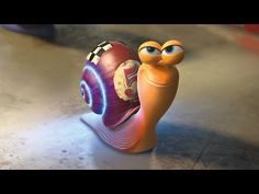New Trailer For 'Turbo' Showcases the Racing Snail's True Power of Super-Speed