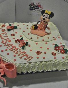 Minnie Cake - Torta con Minnie