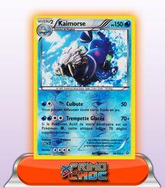 KAIMORSE HOLO REVERSE 150PV - 48/160