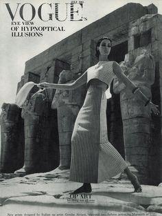 Stripes (Vogue Op Art)