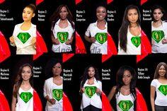 Miss World Guyana 2016 Meet the contestants