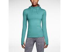 Nike+Pro+Hyperwarm+Women's+Training+Hoodie