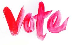 VOTE! Your vote matters! Get out there & vote!
