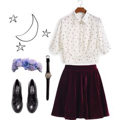 Untitled #46 by kittymaid on Polyvore featuring polyvore fashion style H&M