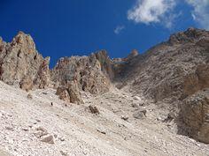 Gipfelkreuz in Sicht - Bergtour auf den Haunold in Innichen http://vakantio.de/niederw/haunold-2966-spektakulare-bergtour