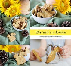 Dulceata de trandafiri: Biscuiti cu dovleac