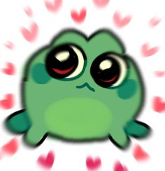 Frog Pictures, Cute Pictures, Stupid Memes, Funny Memes, Cute Love Memes, Frog Art, Cute Emoji, Cute Frogs, Dibujos Cute